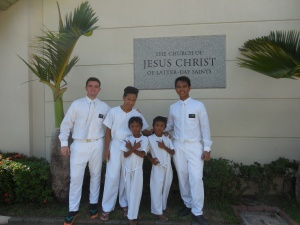Baptism Day!