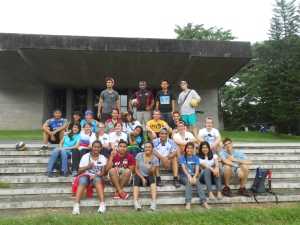 Our Zone activity at the University of the Philippines