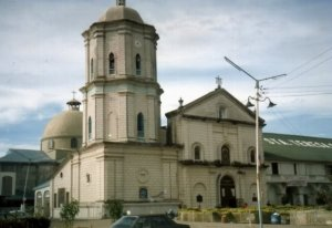 Main Cathedral in Bauan