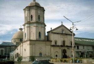 Main Cathedral in Bauan